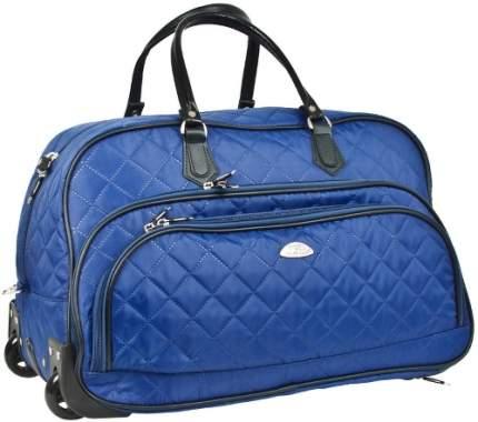 Дорожная сумка Polar 7050.1 синяя 55 x 25 x 37