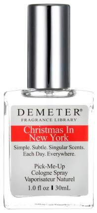 Духи Demeter Fragrance Library Рождество в Нью-Йорке (Christmas in New York) 30 мл