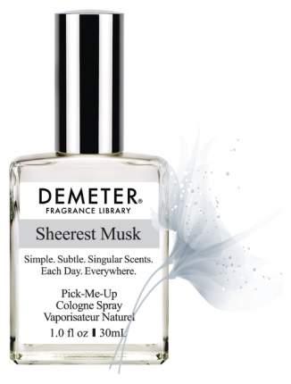 Духи Demeter Fragrance Library Sheerest Musk 30 мл