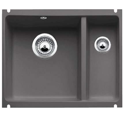 Мойка для кухни керамическая Blanco SUBLINE 350/150-U 514531 черный