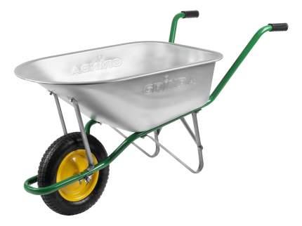 Тачка GRINDA садово-строительная, 90 литров