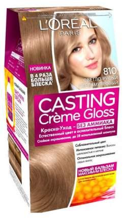 Краска для волос L'Oreal Paris Casting Creme Gloss 810 Светло-русый 180 мл