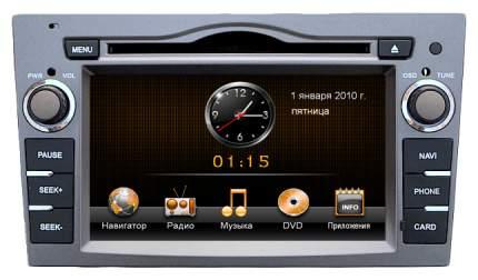 Штатная магнитола Incar (Intro) для Opel CHR-1215OP SL