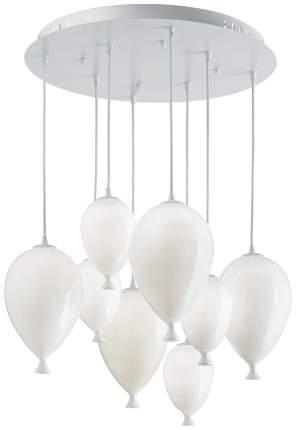 Люстра подвесная Ideal Lux Clown SP8 Bianco