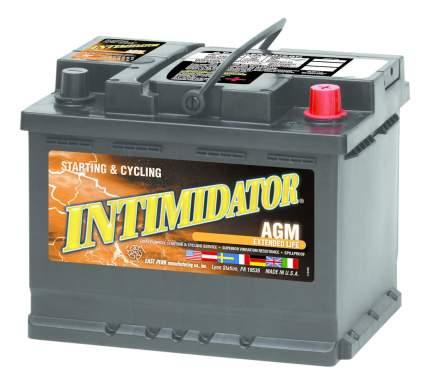 Аккумулятор автомобильный автомобильный Deka Intimidator 9A47 60 Ач