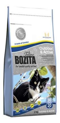 Сухой корм для кошек BOZITA Function Outdoor & Active, курица, 2кг