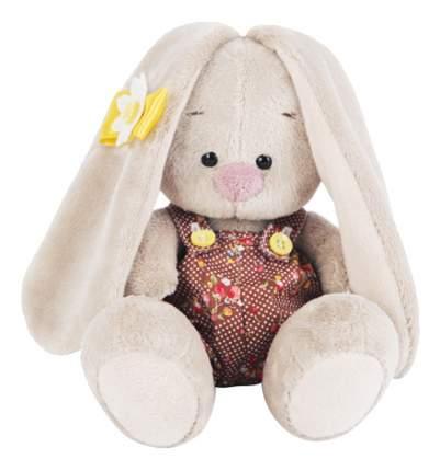 Мягкая игрушка BUDI BASA SidX - 210 Зайка Ми в песочнике(малыш)