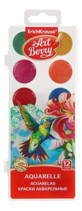 Художественные краски ArtBerry Акварельные 12 шт.