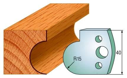 Комплект из 2-х ножей 40x4 SP CMT 690.065