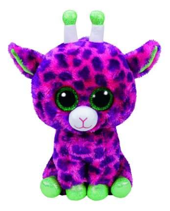 Мягкая игрушка TY Розовый жираф Gilbert Beanie Boos 33 см