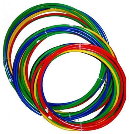Гимнастический обруч Karolina Toys 40-0017 80 см разноцветный
