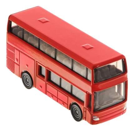 Городской транспорт Siku Двухэтажный автобус