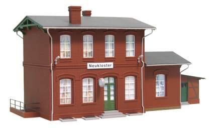Модель сборная Грузовая станция 3 в 1 Neukloster 1:87 HO Auhagen 15103