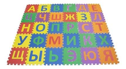 Мягкий коврик-пазл FunKids Алфавит-2