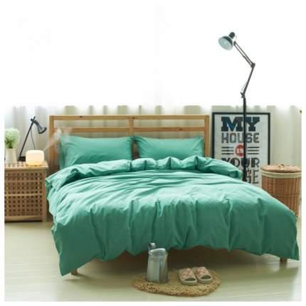 Комплект постельного белья Valtery organic полутораспальный