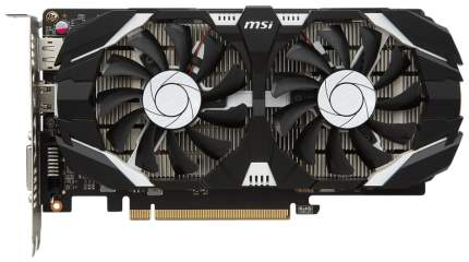Видеокарта MSI GeForce GTX 1050 (GTX 1050 2GT OCV1)