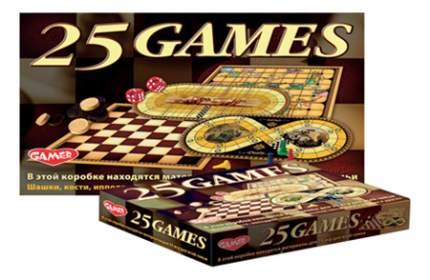 Настольная игра Dream Makers 25 игр для всей семьи