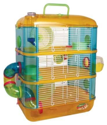 Клетка для крыс, морских свинок, мышей, хомяков Triol 53х26х40см