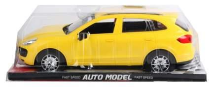 Внедорожник Shenzhen Toys инерционный желтый В54572