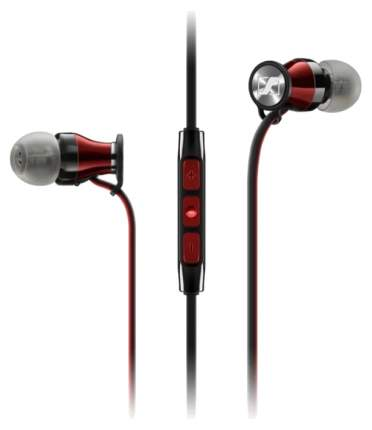 Наушники Sennheiser Momentum 2.0 In-Ear M2 IEG Black Chrome