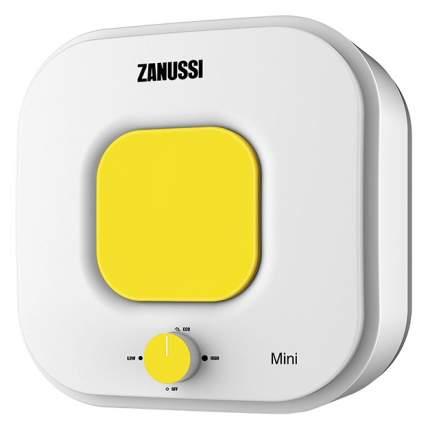 Водонагреватель накопительный Zanussi Mini U ZWH/S 15 white/желтый