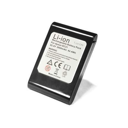 Аккумулятор для беспроводного пылесоса Dyson Vacuum Cleaner DC31 (TOP-DYSDC31-20)
