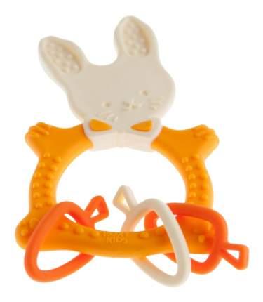 Прорезыватель Roxy-Kids универсальный Bunny (горчичный)