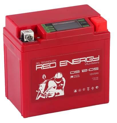Аккумуляторная батарея Red Energy DS 1205