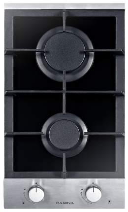Встраиваемая варочная панель газовая Darina 1Т2 С 523 X1 Silver/Black