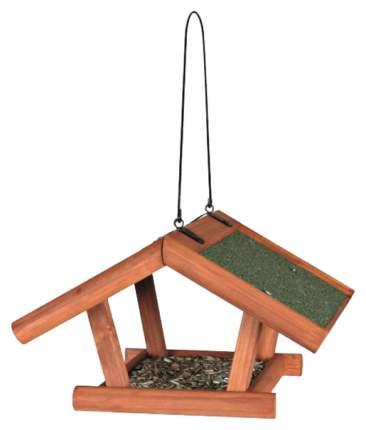 Уличная кормушка для птиц TRIXIE, дерево, коричневый