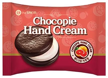 Крем для рук The Saem Chocopie Hand Cream Grapefruit 35 мл
