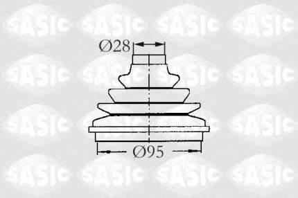 Пыльник Sasic 2933003
