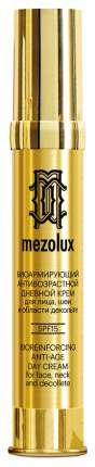 Крем для лица Librederm Mezolux Bioreinforcing Anti-Age Day Cream SPF15 30 мл