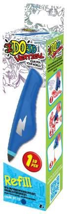 Картридж синий 3Д ручка Вертикаль IDO3D Redwood