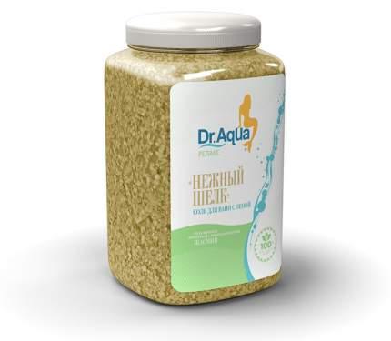 Соль морская ароматная с пеной Жасмин 'Нежный шелк' Dr. Aqua 750 гр