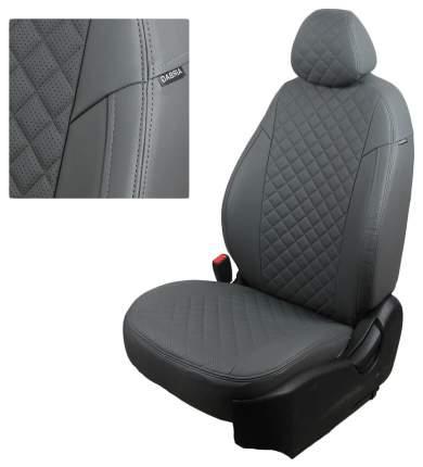Комплект чехлов на сиденья Автопилот Nissan, Renault re-dt-d11-sese-r