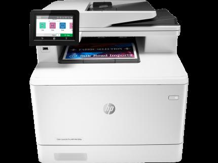 Лазерное МФУ HP Color LaserJet Pro M479fdn