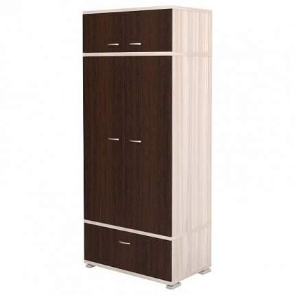 Платяной шкаф Мэрдэс Домино КС-20 MER_KS-20_KV 90x57,1x213, карамельный