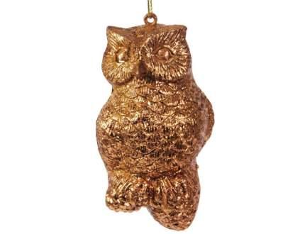 Елочная игрушка Hogewoning бронзовая коллекция 7х6х11 см 1 шт 400455-021