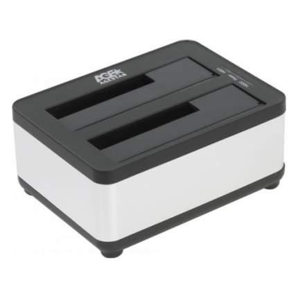 Док-станция для HDD AgeStar 3UBT8 silver