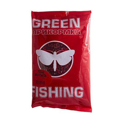 Пеллетс Green Fishing мотыль 0,8 кг