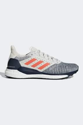 Кроссовки мужские Adidas SOLAR GLIDE ST M серые 44 RU