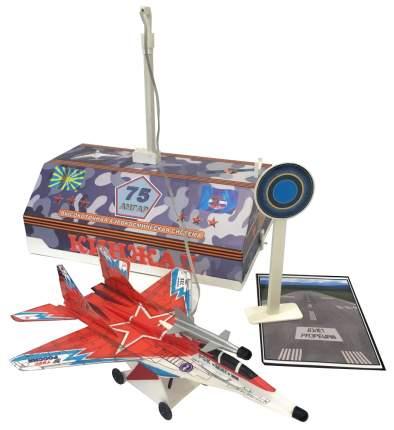 Радиоуправляемый самолет Твес Дрон Красный