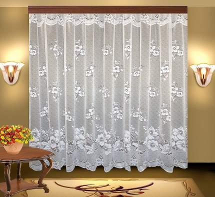 Классические шторы КаСЛ Arieh Цвет: Белый