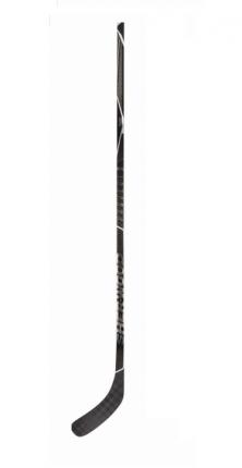 Хоккейная клюшка Sher-Wood Project 7 SR PP26 F75 GRP, 200 см, черная, левая