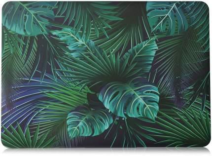 "Чехол для Macbook Pro 13"" i-Blason Cover A1706/A1708 palm leaves"