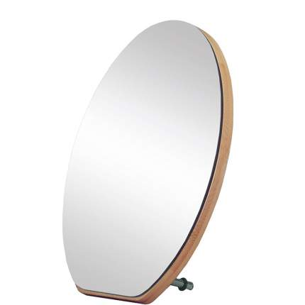 Косметическое зеркало на подставке Kleine Wolke Crystal 17x15x28см