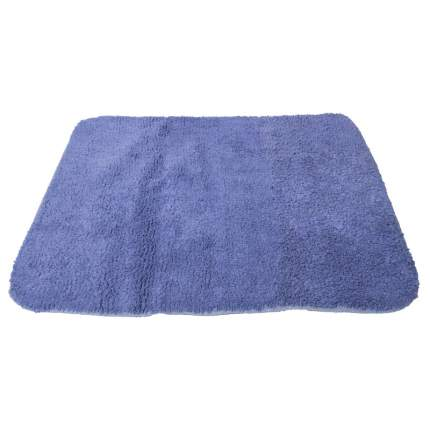 Коврик для ванной 50x70см Spirella CAMPUS, цвет синий