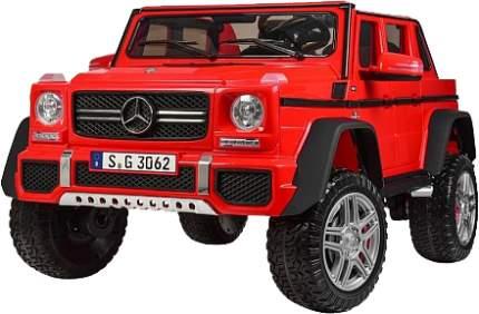 Двухместный электромобиль Barty Mercedes-Maybach G650 Landaulet (Лицензия), Красный