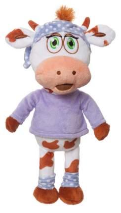 """Мягкая плюшевая игрушка """"Корова Bella"""", цвет: фиолетовый, 32 см"""